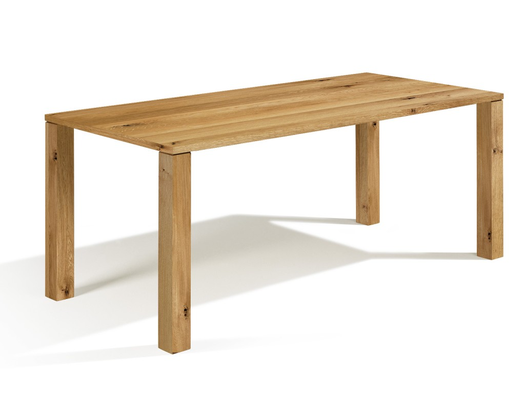 Sale massivholz design esstisch asteiche 140cm x 80cm for Table 140 x 80 design