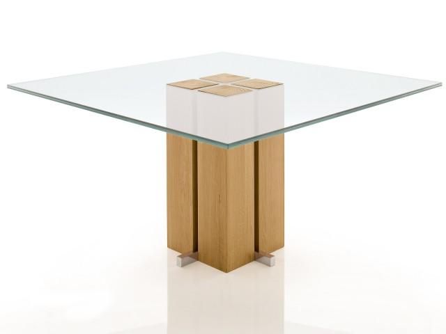 Tavolo da pranzo Alira quadrato