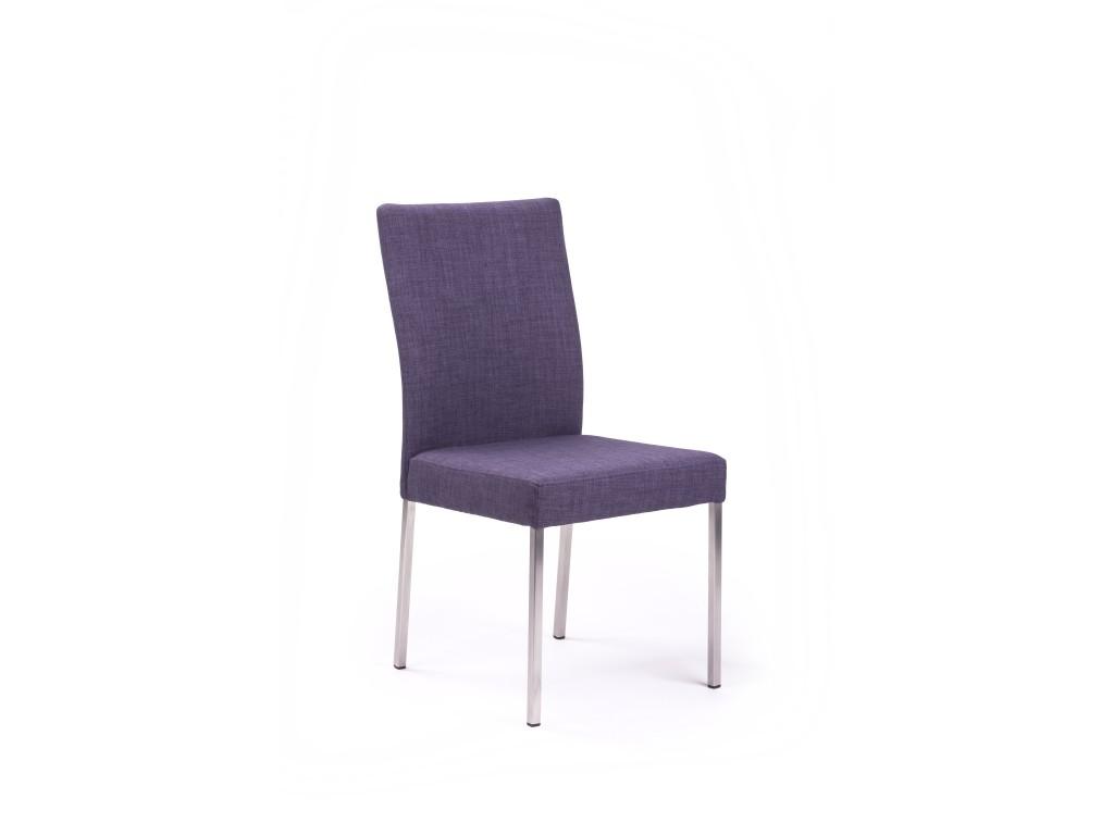 Chaise de salle manger jussy quatre pieds ou pi tement pivotant crois - Table a manger plus chaise ...