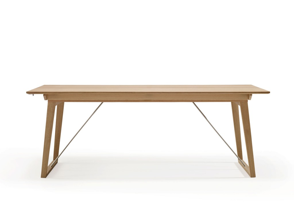 Esstisch ringstedt f r bis zu 12 personen for Tisch nordisches design