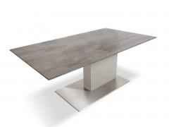esstisch eiche ausziehbar. Black Bedroom Furniture Sets. Home Design Ideas