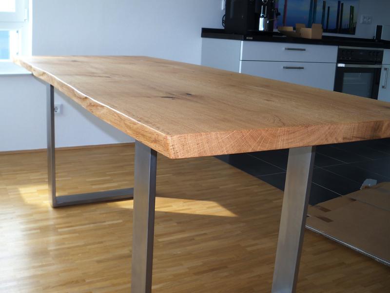 tavolo da pranzo talca con telaio in acciaio verniciato a polvere. Black Bedroom Furniture Sets. Home Design Ideas
